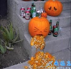 Bebió demasiado!