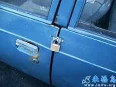 换个车门锁其实不要那么多钱的