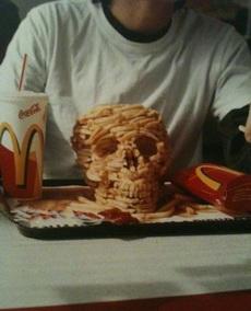 吃麦当劳的最高境界