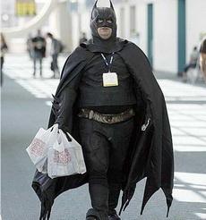 蝙蝠侠娶了老婆之后。