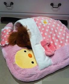 宝贝,你的床忒有创意了吧!真可爱啊~~