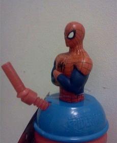 無法直視的蜘蛛俠