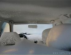 車子內部這樣了,請問大家開空調能化解嗎?