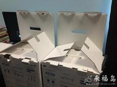 纸箱的表情看起来有点敷衍