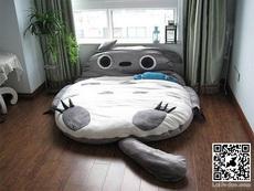 女孩子都想有這么一張萌床吧!