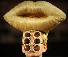 Charlie le Mindu's Hairy Creations
