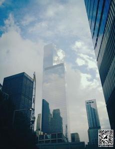 隐形的摩天大厦