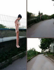 哪位同学的女朋友惨死路边?