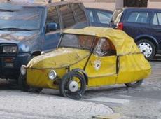 真是汽车界的一朵奇葩呀!