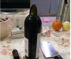 红酒的正确打开方式