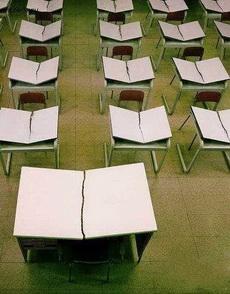 空手道学校的教室