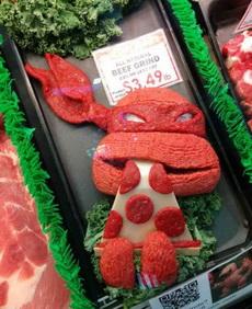 现在卖牛肉也这么有才了么!