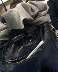 这个包看起来很屌啊