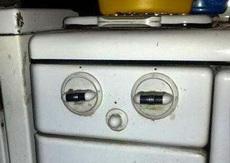 煤气炉君眼神很迷离啊!