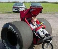 好高大上的童车
