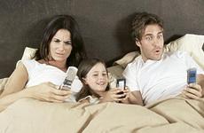 一幅图让了知道睡前男性女性在关注什么