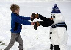 雪人現在吃人了?