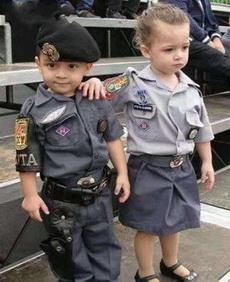 我们是交警