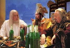 玉皇大帝现在日子难过,也就打酱油的客串角色了