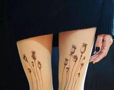 这不是纹身