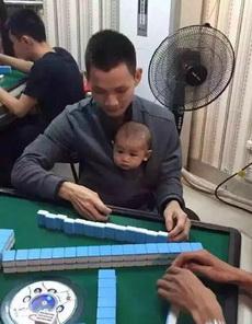 不能让爹带娃啊