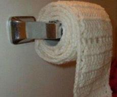 """传说中的""""非一次性厕纸"""""""