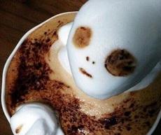 点了一杯邪恶的咖啡