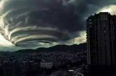 台风有多残暴