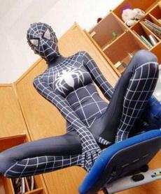 女版蜘蛛侠~