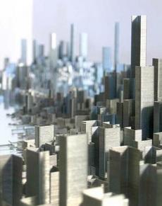 这是哪座城市?