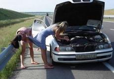 这车该修了