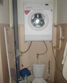 很环保的一个洗衣机
