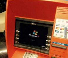 看了之后,不知道我家的电脑能跟ATM机一样取出钱来么
