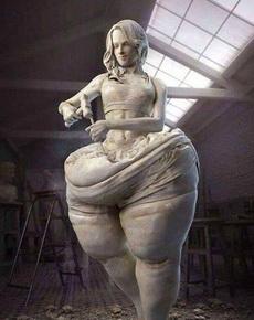 努力减肥中