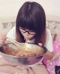 菇凉说,吃饭就要有吃饭的样子!