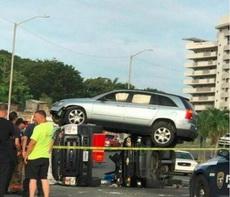 奇异的车祸