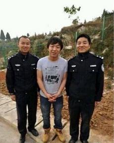 与警察的合影技巧