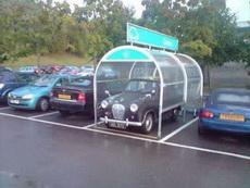 VIP停车场