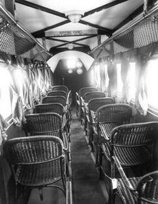 皇家航空公司机舱布置