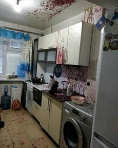 这个厨房里到底发生过什么