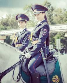 哪里的双胞胎骑警