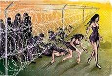 沖破重重封鎖!被解放的伊斯蘭教女性