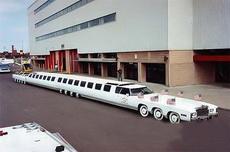 有錢人的車都是這么長
