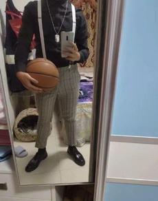 穿这身打篮球应该没什么问题