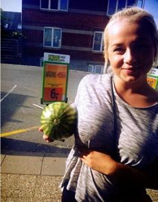 西瓜真是大