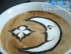 让人舍不得喝的咖啡艺术品(三)
