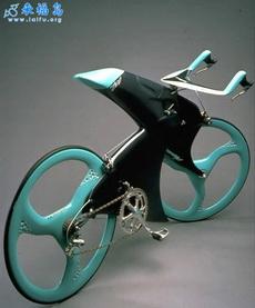 传说中的概念自行车2