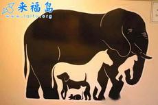 你可以看到多少只动物?