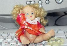 在淘宝网上买了个女优充气娃娃 货来了 结果!!