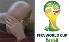 2014世界杯的標識原來是這么來的